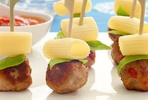 Appetizers- Canapes
