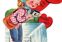 Be My Valentine / Vintage Valentines