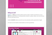 ED Tech / PD / by Alison Madison