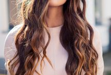 Long Hair Inspiration / Panou despre par lung, care inspira...