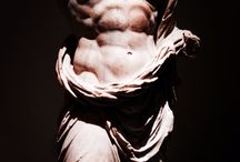 Perfetto Board Italy / Perfect -   Photographs of perfect muscular form in Statues.
