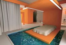 Pool beds