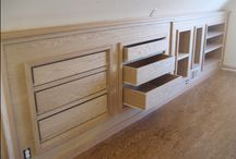 Purpose made cabinetry