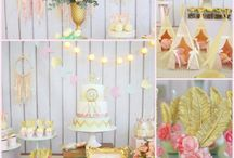 Combined Baby and Bridal Shower