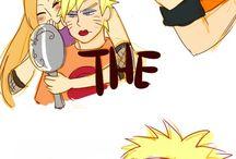 Naruto y Ino