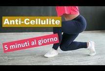 esercizi anti cellulite