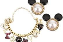 Disney jewelry / by J M