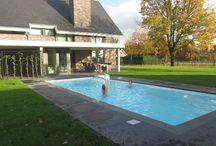 zwembad / Zwembad om van te genieten!