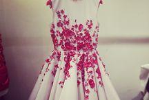 elbise süsleme