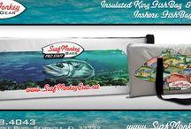 Custom King Fish Bags