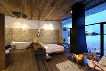 Hotel design / Hotelek belső terei, berendezései