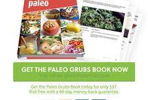 Paleo Recipes + Desserts