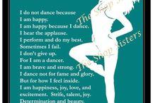 Dance, dance,dance