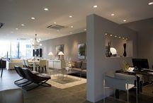 Alta Living: Furniture store Retail Concept Design