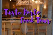 #FoodTour in Porto / Food Tour to discover the wonderful city of Porto, in Portugal. A 3,5 hrs of pleasure exploring the city and tasting its food with Taste Porto