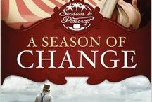 A Season of Change: Seasons in Pinecraft, Book 1 / Amish widower Jacob Miller believes visiting the Amish village of Pinecraft was a mistake after daughter is struck by a car. Stranded in Sarasota until she recovers, Jacob grows increasingly wary of events that unfold in his unfamiliar surroundings — including the strange curiosity of Englischer Natalie Bennett. Natalie's curiosity draws the unlikely pair together, and she soon wonders if Jacob Miller can help her find her mother's family. tiny.cc/seasonofchange