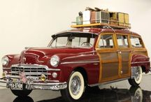 Woodies - Wagons
