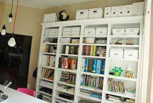 Organizing the Homeschool