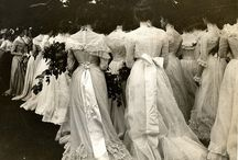 timeless classics / vintage photographs, costume dramas, classic novels, period films. 1950's and back! / by Airy Claire