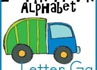Alphabet Letter G / Activities for learning the alphabet letter G in preschool