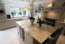 home by the sea: kitchen
