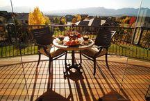 Year-Round Decks / Custom designs by Colorado Custom Decks & Mosaic Outdoor Living & Landscapes. http://coloradodecks.com/