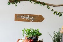 Grazing Tables / Grazing tables and decorative styling