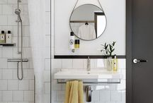 Tiny House: Bathroom / by Brittany Stephens