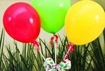 Ornamentación y festejos