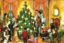 American Christmas Traditions / A snapshot of American Christmas Traditions and the reason for the season <3