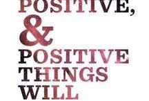My Word 2013: POSITIVE