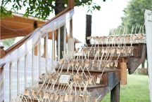 get seated / seating plan ideas for your wedding