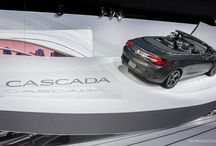 North American International Auto Show 2015 / We heated up a cold January in Detroit with two hot new Buicks: the 2016 Cascada convertible and show-stopping Avenir Concept. / by Buick