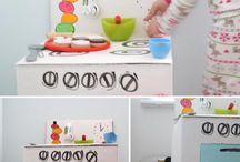 kids: play kitchens