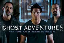 Ghoust Adventures!? / The Programme that i believe in sprits all the way it has Zak Baggan, Nick Groff that not in the new one since he has had a child with his partner and Aaron Goodwin xxxxxx