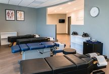 Treatment Room Designs / Some modern, intimate, contemporary treatment room designs by Arminco Inc