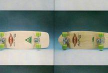 Skate and Surf / by Hugo Brister