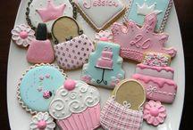 Печенье Ко Дню Рождения