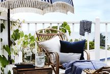 Summer House mood board / Ideas for interior and styles for the summerhouse