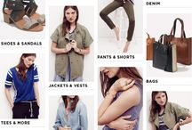 Link Love / Favorite places to shop, get fashion ideas, etc. / by Lisa Contreras