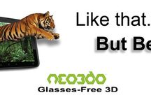 GLASSES FREE 3D TABLET