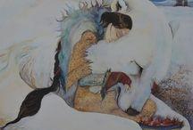 Jackie Morris art