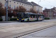 Miskolc Városi Közlekedési Zrt. - Busse / Sie sehen hier eine Auswahl meiner Fotos, mehr davon finden Sie auf meiner Internetseite www.europa-fotografiert.de.