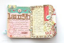 Scrapbook Ideas / by Lisa Keeney