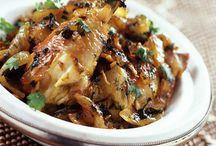 Κοτόπουλο στη γάστρα με μπαλσάμικο και κρεμμύδια / Αρωματικό κοτόπουλο στη γάστρα!