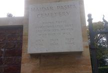 Haydarpaşa Mezarlığı(Haydar Pasha Cemetery)