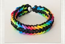 Loom bracelets and others