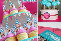 Birthday ideas / by Marisa Van der donk