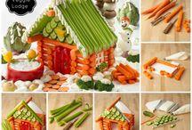 Veggie lodge recipe