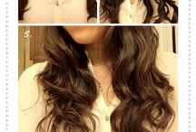 Things to do with my hair one day / Hair styles, tips, and products
